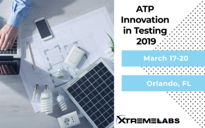 XtremeLabs will be at ATP Innovations in Testing 2019!