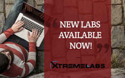 New Microsoft Labs Available NOW!