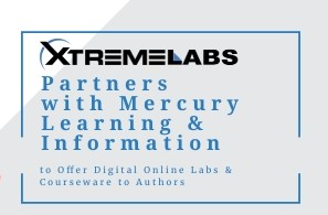 XtremeLabs Partners with Mercury Learning and Information