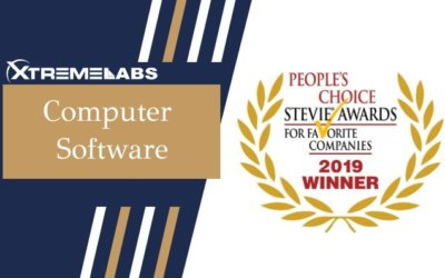 XtremeLabs Wins People's Choice Stevie® Award In 2019 International Business Awards
