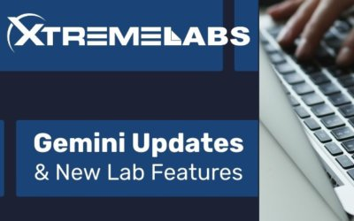 Gemini Updates – And Announcing New Features!