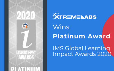 XtremeLabs Wins Highest Award from IMS Global Learning Consortium