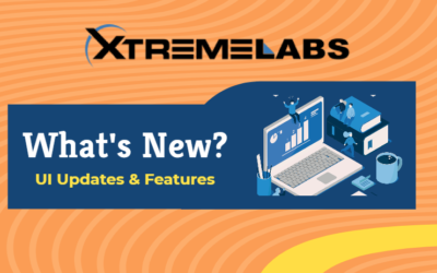 What's New? XtremeLabs Releases New UI Updates