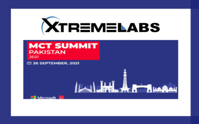 XtremeLabs was a Speaker at MCT Summit Pakistan 2021